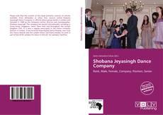 Copertina di Shobana Jeyasingh Dance Company