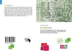 Bookcover of E-readiness