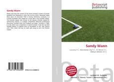 Capa do livro de Sandy Wann