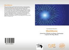 Capa do livro de MechMania