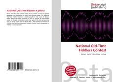 National Old-Time Fiddlers Contest kitap kapağı