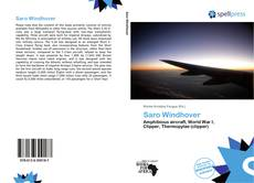Bookcover of Saro Windhover