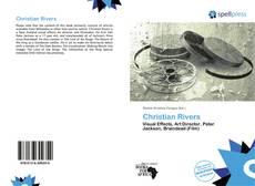 Portada del libro de Christian Rivers