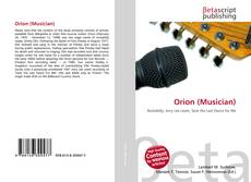 Bookcover of Orion (Musician)