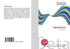 Sparfloxacin kitap kapağı