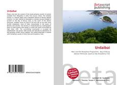 Buchcover von Urdaibai