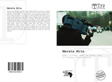 Bookcover of Merata Mita
