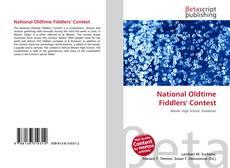 National Oldtime Fiddlers' Contest kitap kapağı