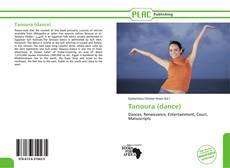 Capa do livro de Tanoura (dance)