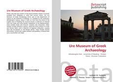 Ure Museum of Greek Archaeology的封面