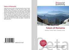 Обложка Tatars of Romania