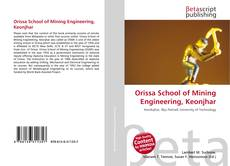 Couverture de Orissa School of Mining Engineering, Keonjhar