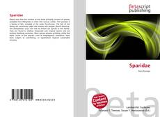 Capa do livro de Sparidae