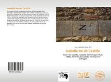 Couverture de Isabelle Ire de Castille