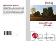 National Nuclear Laboratory kitap kapağı