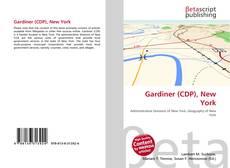 Copertina di Gardiner (CDP), New York