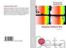 Copertina di Amphoe Pathum Rat