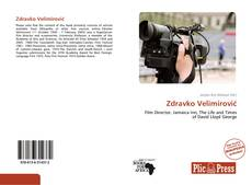 Bookcover of Zdravko Velimirović