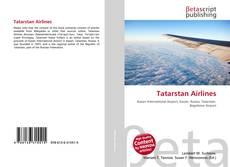 Обложка Tatarstan Airlines