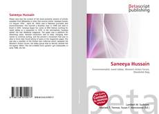 Обложка Saneeya Hussain
