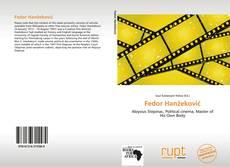 Bookcover of Fedor Hanžeković