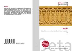 Bookcover of Tatbir