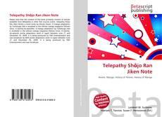 Borítókép a  Telepathy Shōjo Ran Jiken Note - hoz