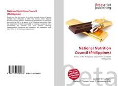 Portada del libro de National Nutrition Council (Philippines)