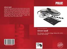 Borítókép a  Ulrich Seidl - hoz