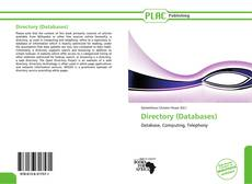 Bookcover of Directory (Databases)