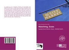 Matching, Essex kitap kapağı