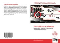 Bookcover of The Californian Ideology
