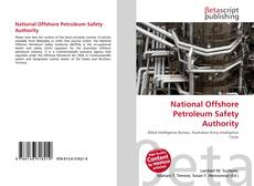 National Offshore Petroleum Safety Authority的封面