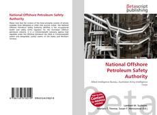 Обложка National Offshore Petroleum Safety Authority