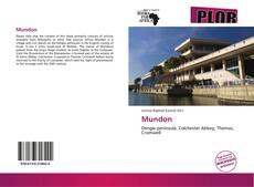 Buchcover von Mundon