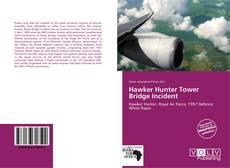 Copertina di Hawker Hunter Tower Bridge Incident