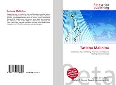 Bookcover of Tatiana Malinina