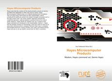 Couverture de Hayes Microcomputer Products