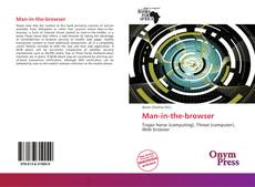 Portada del libro de Man-in-the-browser