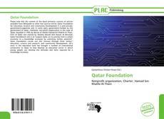 Bookcover of Qatar Foundation