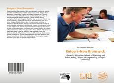 Обложка Rutgers–New Brunswick