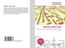 Buchcover von Delmar, New York