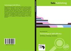 Capa do livro de Technological Self-efficacy
