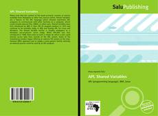 Bookcover of APL Shared Variables