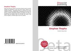 Bookcover of Amphoe Thepha