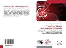 Copertina di Financial Fraud Prevention-Oriented