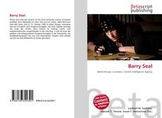 Buchcover von Barry Seal