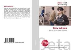 Barry Sullivan kitap kapağı