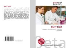 Barry Trost kitap kapağı