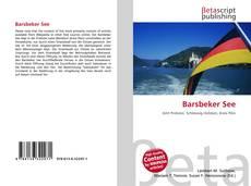 Borítókép a  Barsbeker See - hoz